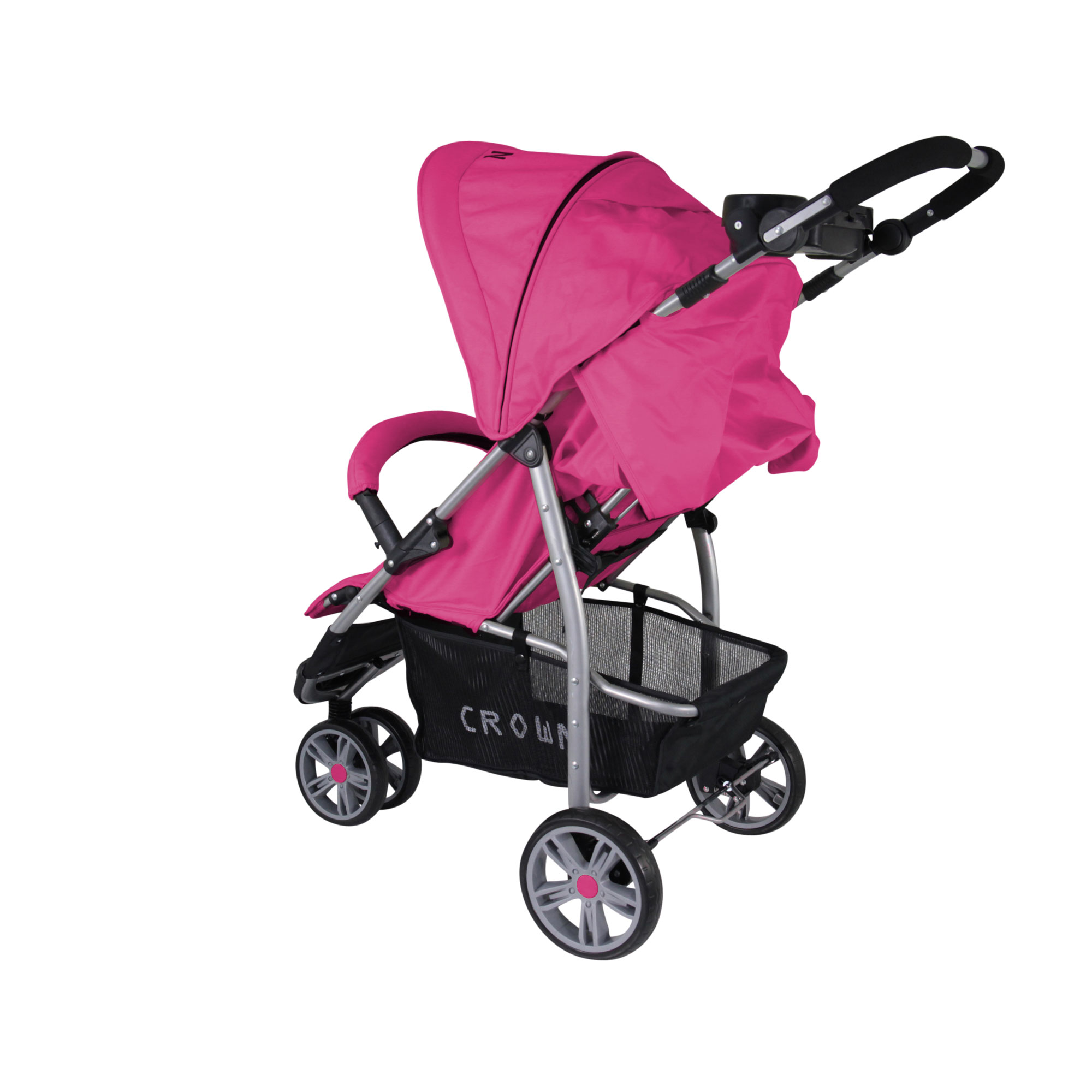 st712 crown kinderwagen buggy sport jogger farbe pink kinderwagen buggy. Black Bedroom Furniture Sets. Home Design Ideas