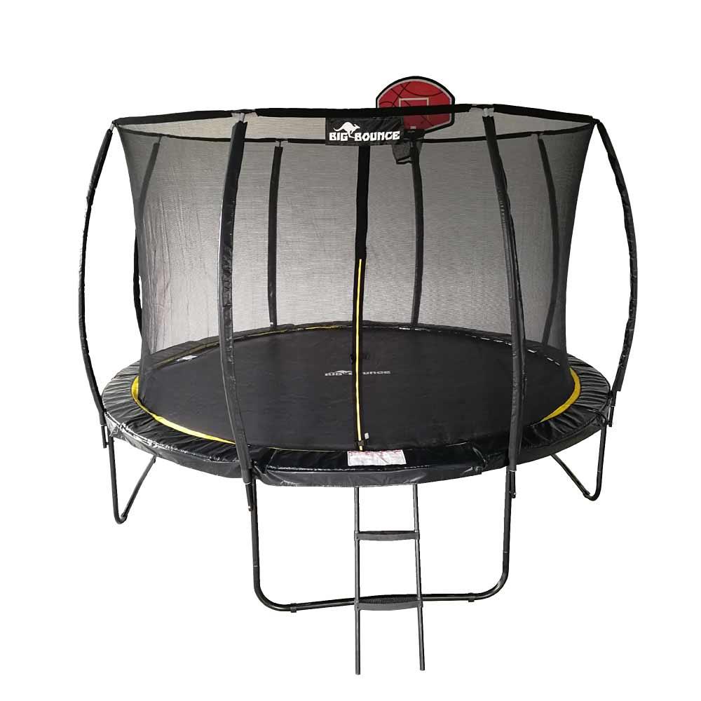 Big Bounce Marken Trampoline 14ft 4 27 M 427 Cm Profi Qualitat Gartentrampolin Ebay