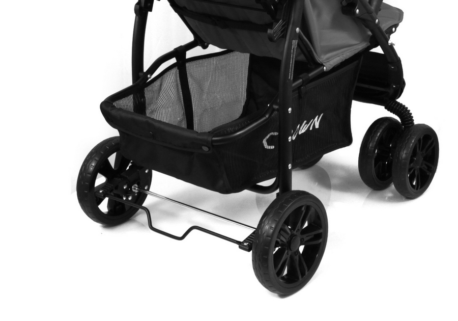 st560 crown kinderwagen buggy sport jogger farbe gelb. Black Bedroom Furniture Sets. Home Design Ideas