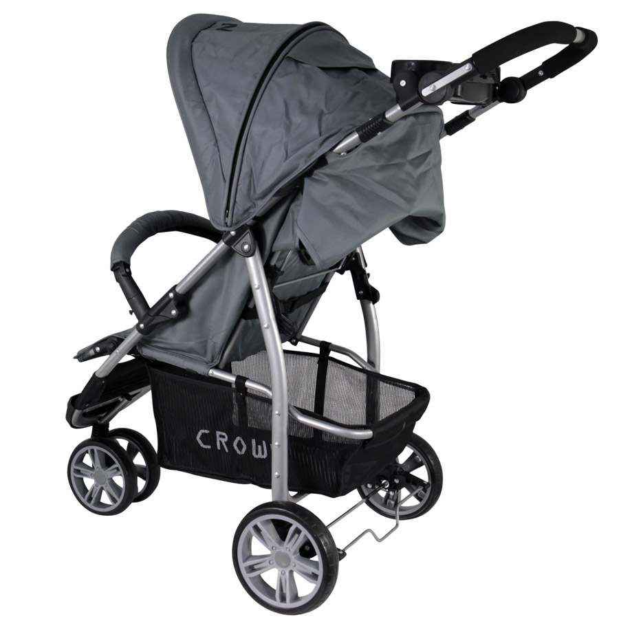 st712 crown kinderwagen buggy sport jogger farbe grey. Black Bedroom Furniture Sets. Home Design Ideas
