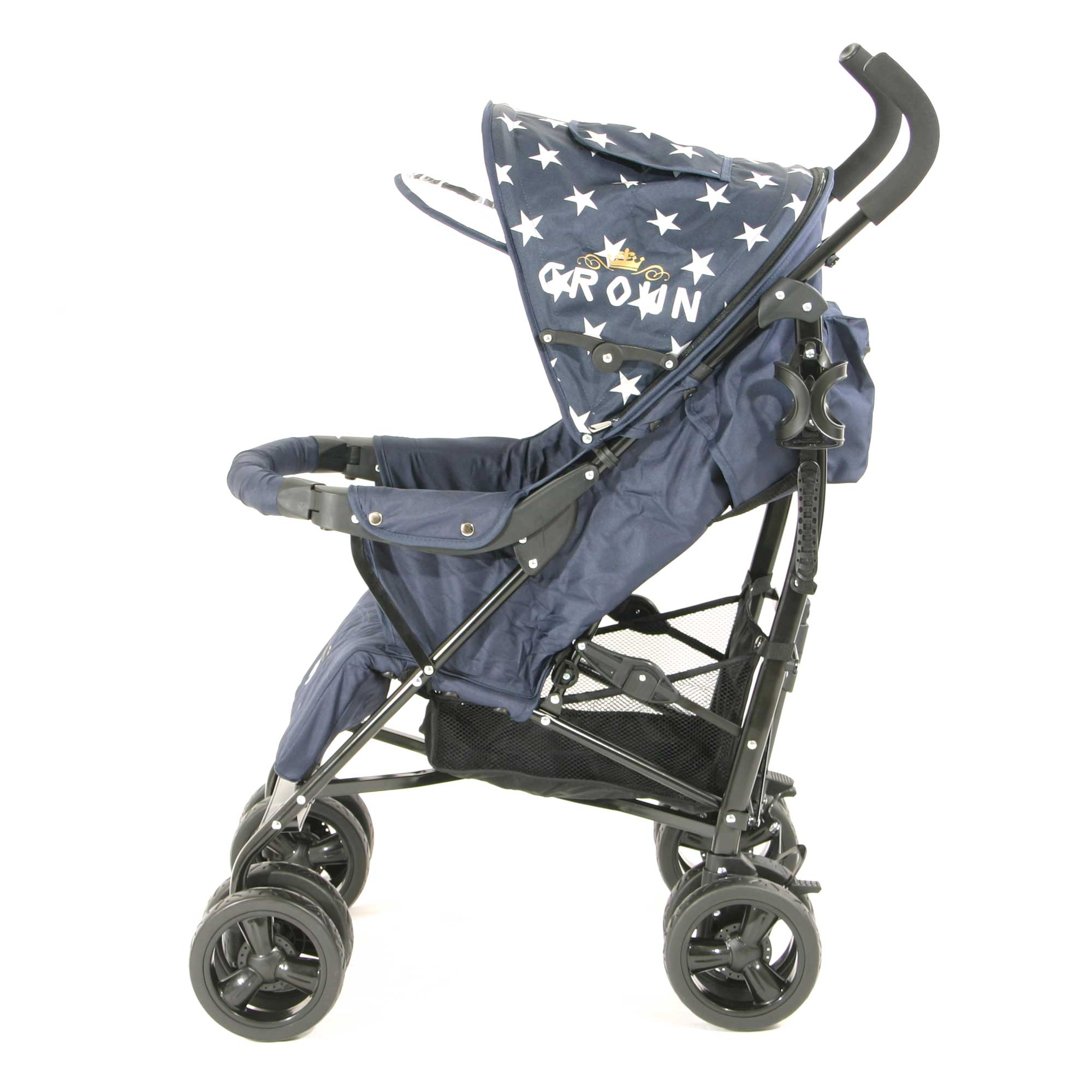 crown st520 buggy kinderwagen blue star kinderwagen buggy. Black Bedroom Furniture Sets. Home Design Ideas