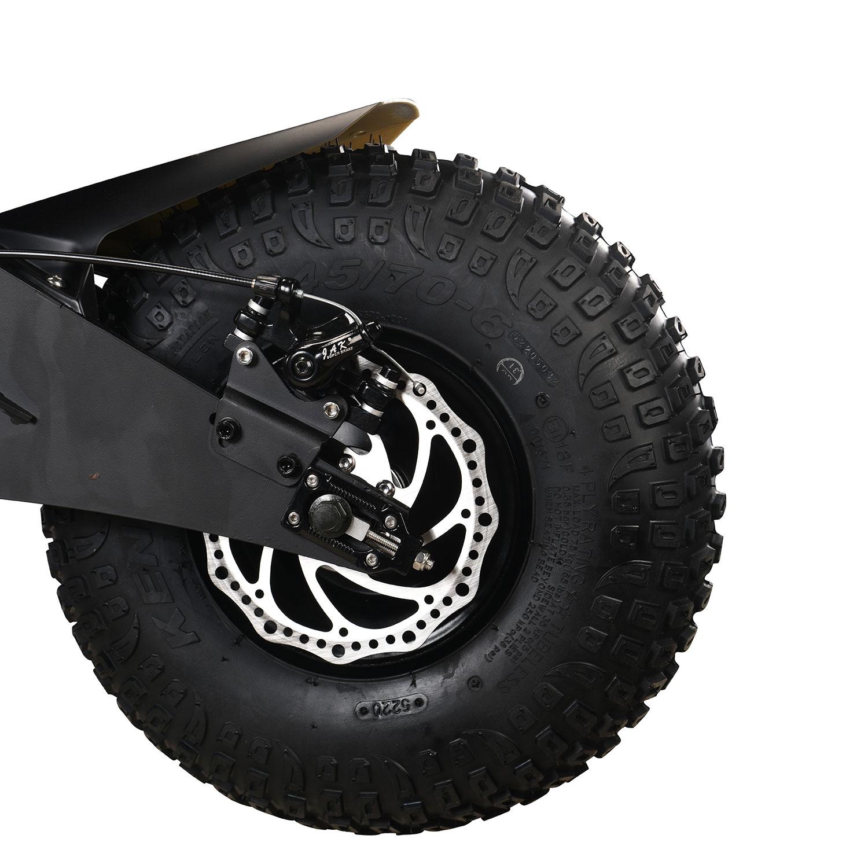 Forca Bossman-S ElektroRoller EScooter E-Scooter Straßenzulassung