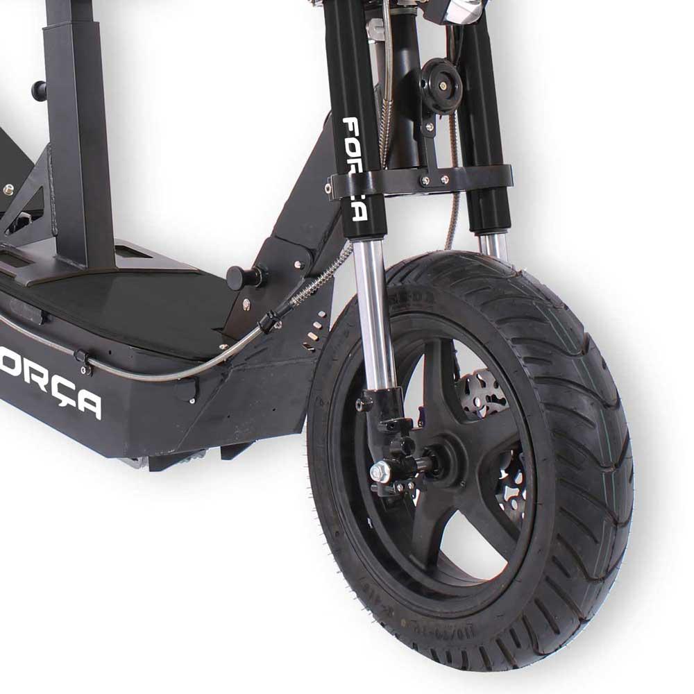Forca Bossman XL E Scooter schwarz 04 - Bossman-XL